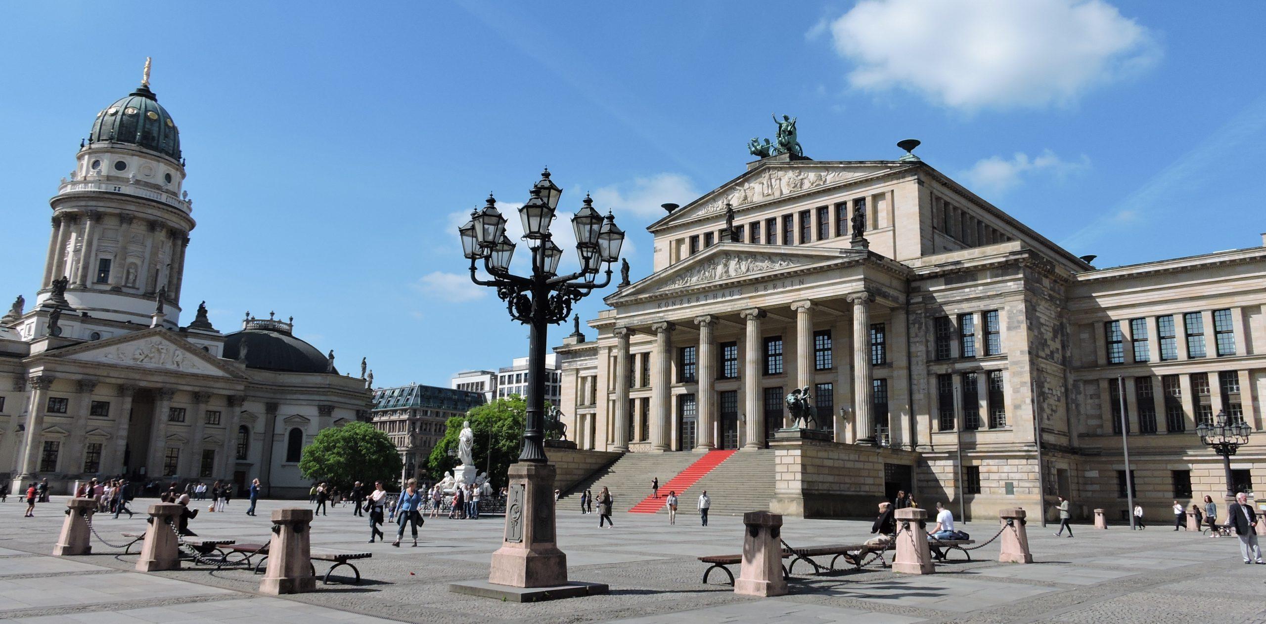 Berlin Konzerthaus Gendarmenmarkt